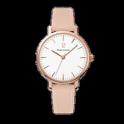 Montre 090G905 - Montre Bracelet Cuir Rose Montres - Pierre Lannier - Modalova