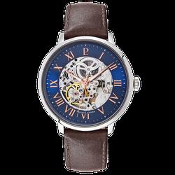 Montre 322B164 - Montre Bracelet Cuir Marron Montres - Pierre Lannier - Modalova