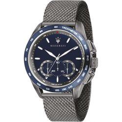 Montre TRAGUARDO R8873612009 - Montre Chronographe Acier Gris - Maserati - Modalova