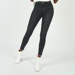 Jean skinny super stretch Eloy - Jean slim F2125 GRIS 38 - Modalova