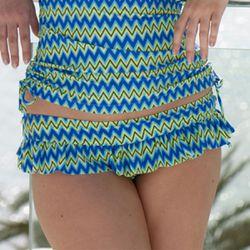 Promo : Culotte à Volants Multicolore - Curvy Kate Maillot - Modalova