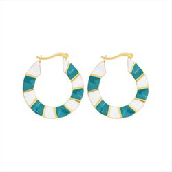 Boucles d'oreilles Edforce - 280-0036-E - Modalova