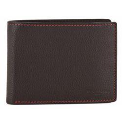 Portefeuille billets cc monnaie zippée 2 volets - Le Tanneur Maroquinerie - Modalova