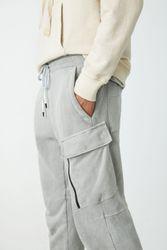 Pantalon jogger cargo - BLACK - S - Desigual - Modalova