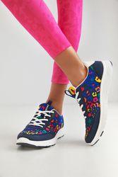 Chaussures de course arty - BLUE - 41 - Desigual - Modalova