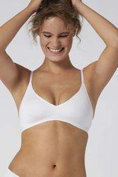 Soutien-gorge brassière Body Adapt Blanc - Dessus Dessous_Affiliate - Modalova