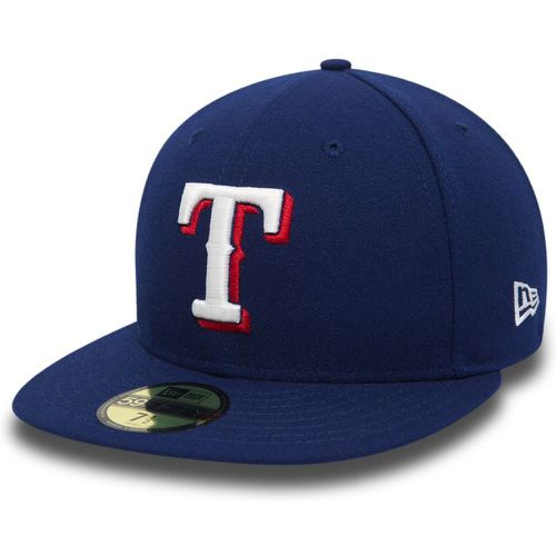 Texas Rangers Game Team Structured 59FIFTY - newera - Modalova
